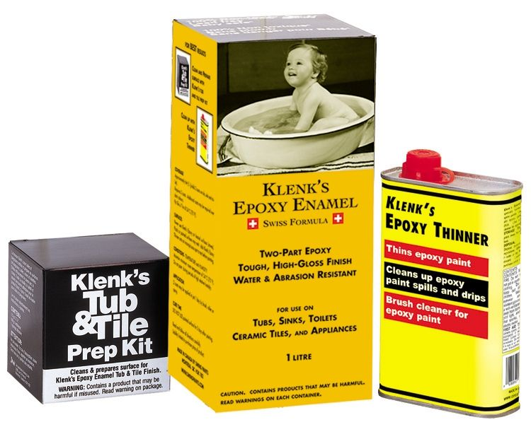 Swing Paints Klenks Tub Amp Tile Epoxy Apparently The Best