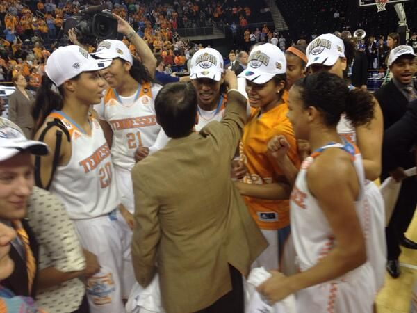 "From ""Lady Vols Win SEC Championship"" story by Lady Vol Basketball on Storify — http://storify.com/LadyVol_Hoops/2014-sec-champs"