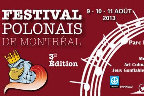 3rd Polish Festival in Montreal | Link to Poland