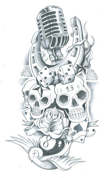 Tattoo Sleeve Designs For Girls Skull Sleeve Old School Tattoo By Symbolofsoul On Girls With Sleeve Tattoos Tattoo Sleeve Designs Old School Tattoo Designs