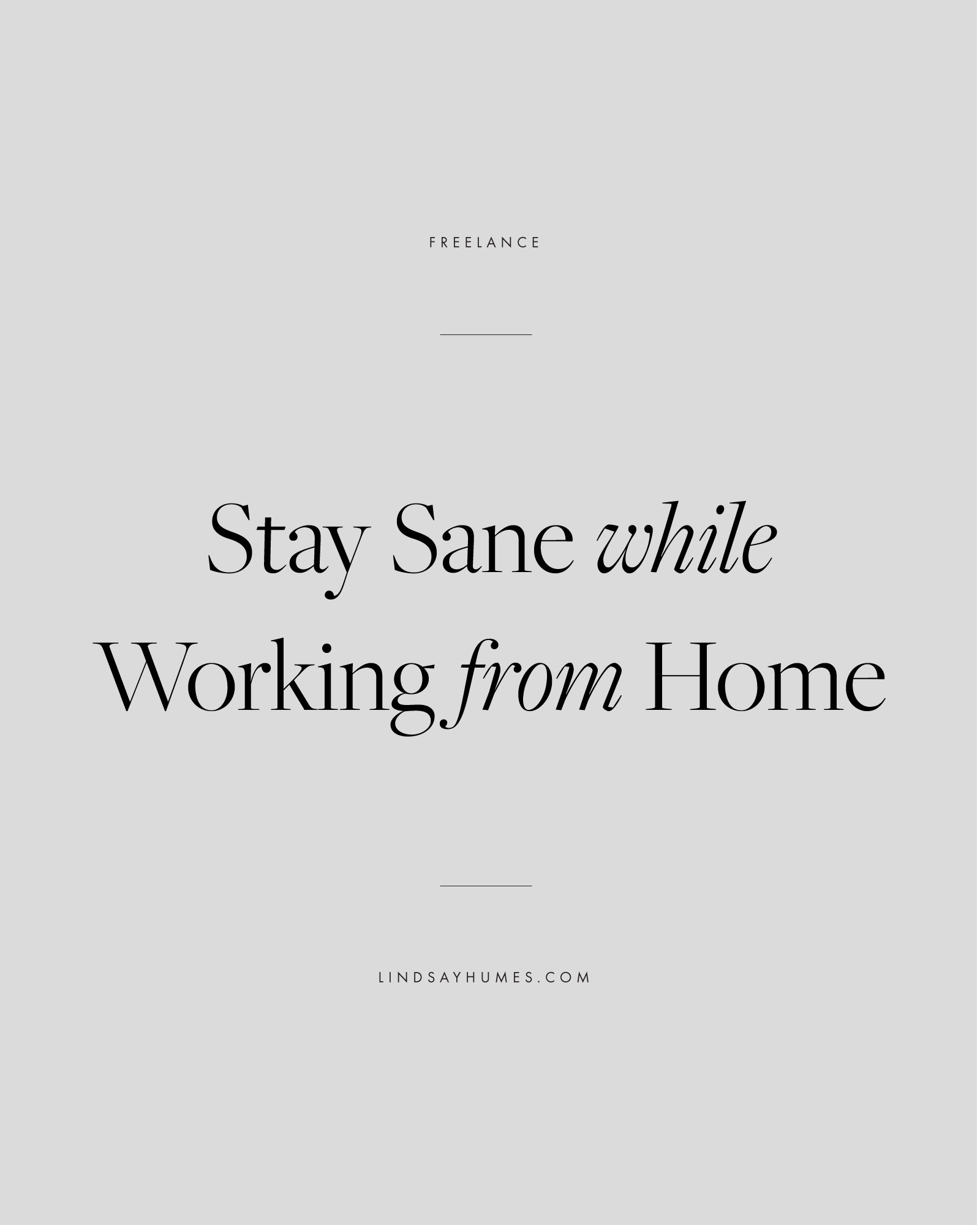How To Stay Productive at Home | Write online, Business and Career ...