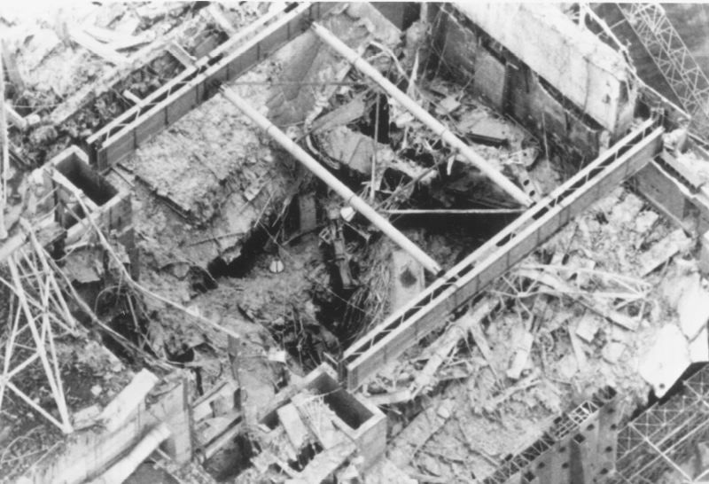 Chernobyl plant...  Can't afford to replace the cracking sarcophagus...can afford the loss of life?