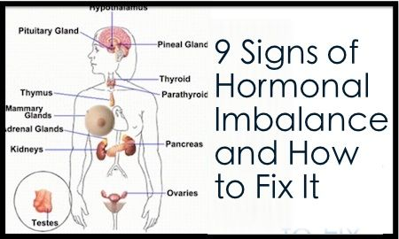 9 Signs Of Hormonal Imbalance And How To Fix It Ovarian Cyst Ovarian Cyst Treatment Hormone Imbalance