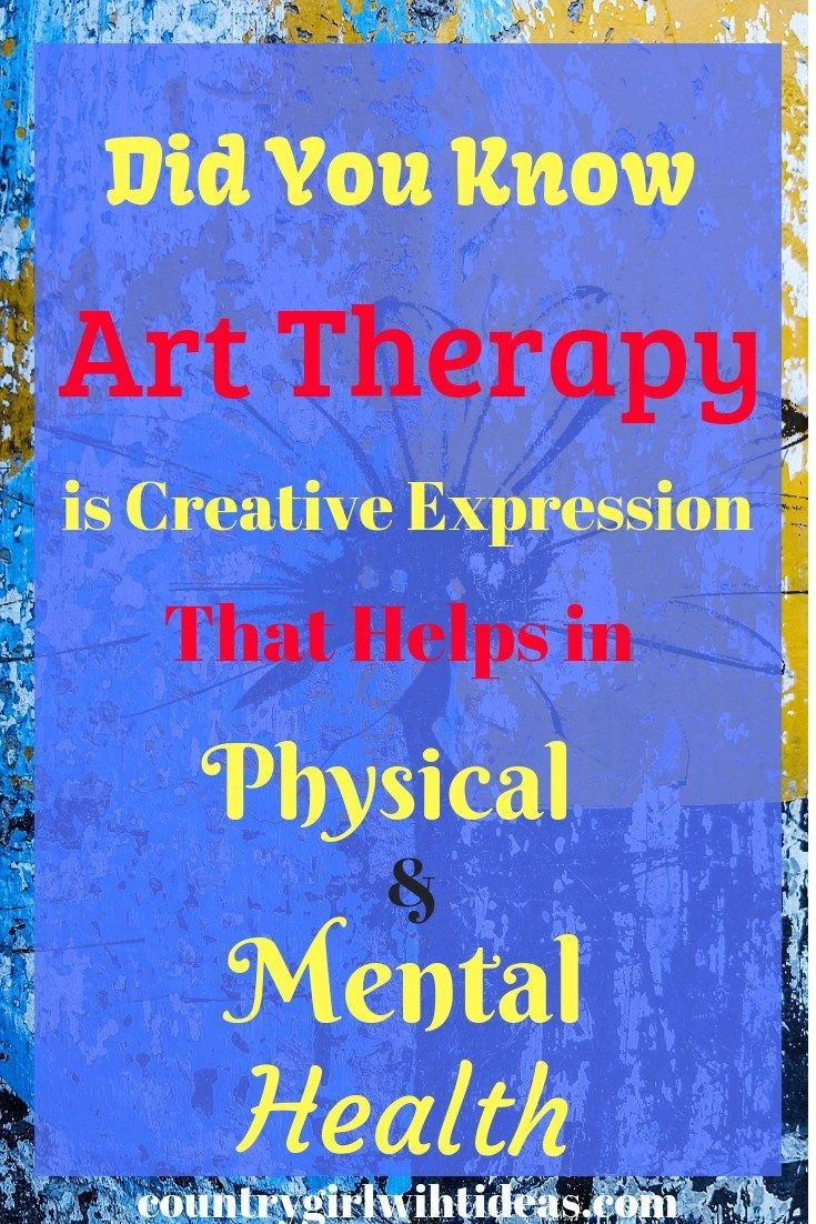 Purpose and Benefits of Art Therapy Art therapy, What