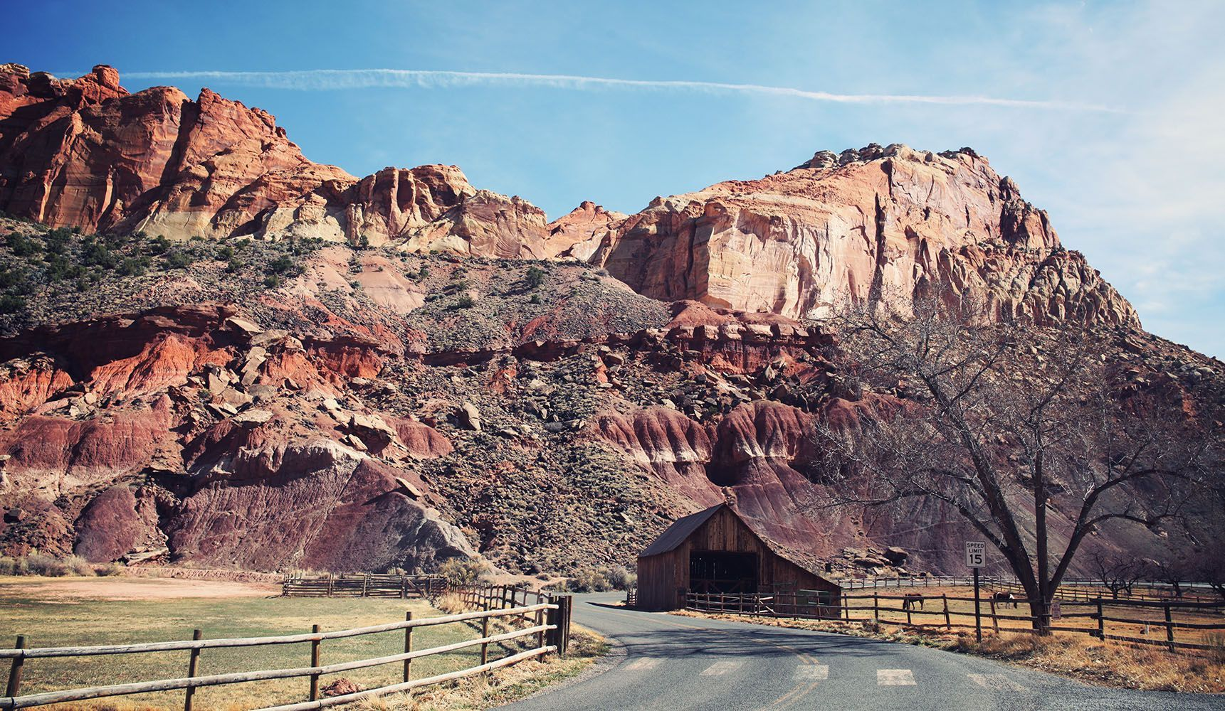 Road Trip USA : Capitol Reef et les routes de l'Utah #utahusa Capitol Reef National Park Utah USA Road trip Fruita #utahusa
