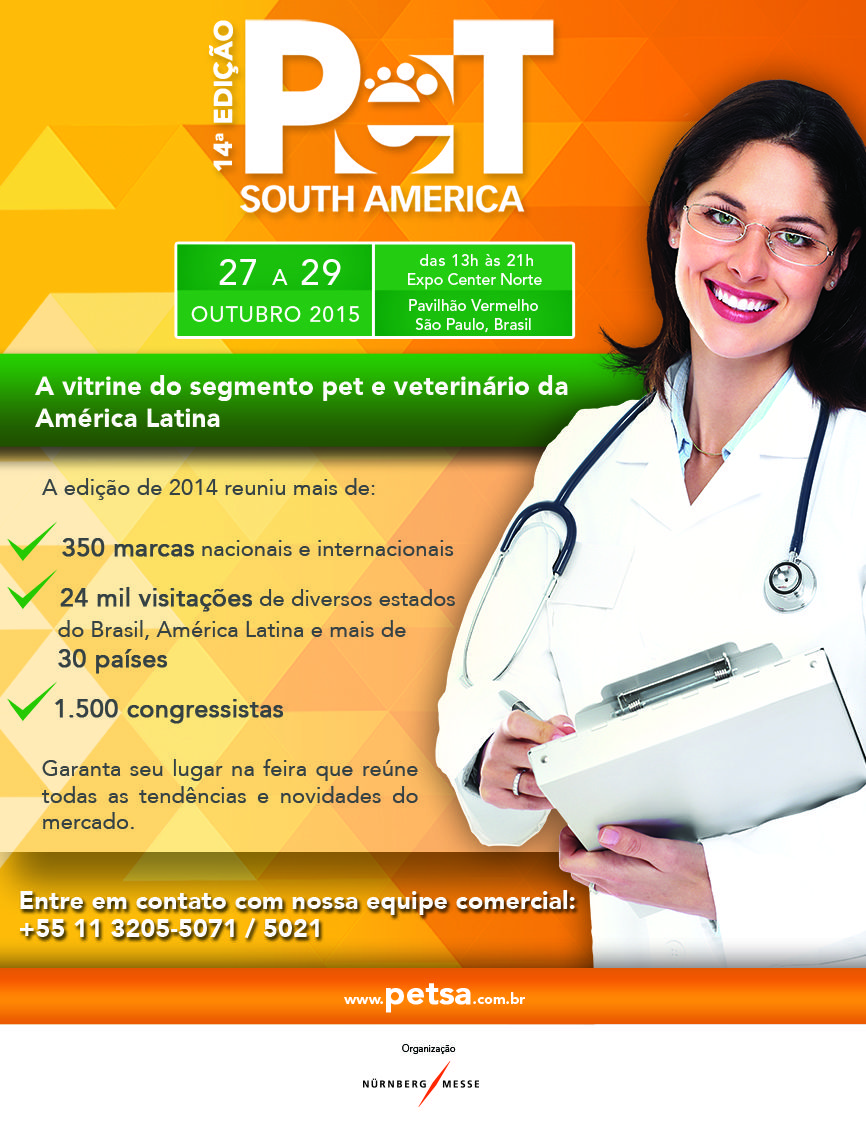Pet south america - email mkt