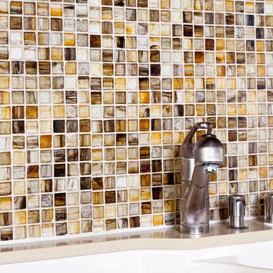 Kitchen Backsplash Glass Tile Gallery: Glass Tile Backsplash Inspiration
