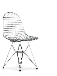 Fantastic Born In The 1950S This Wire Eames Chair Has Become A Modern Evergreenethics Interior Chair Design Evergreenethicsorg