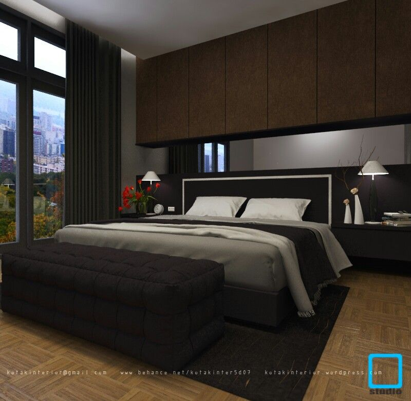 Bedroom Workflow: sketchup2015, vray and PS CS5 Extendeed ...