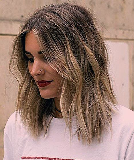 Photo of 23 der romantischen und sensationellen Medium Lob Shaggy Frisuren 2019 für Frau … – New Site – Diana