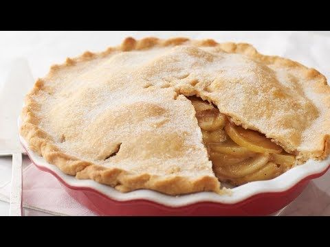 Scrumptious Apple Pie #applepie
