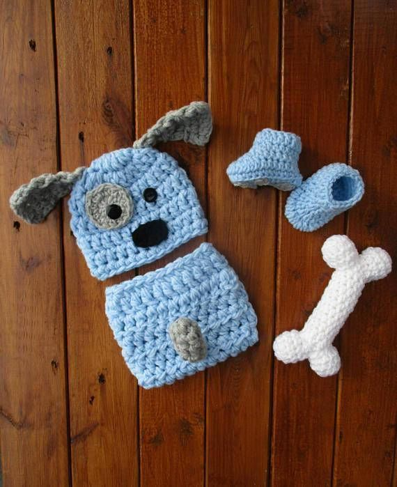 Check out my products on my #etsy shop: Crochet Puppy Outfit Puppy Outfit for Baby Boys Crochet Dog Clothes Baby Boy Puppy Hat Blue Newborn Baby Puppy Dog Photo Prop Outfit https://www.etsy.com/Etvy/listing/555440160/crochet-puppy-outfit-puppy-outfit-for?utm_campaign=Share&utm_medium=social_organic&utm_source=DSMT2&utm_term=so.smt&share_time=1516390124000 #NewbornPuppyCostume #BabyCrochetOutfit #PhotographyProps #crochetpuppy #babyclothes