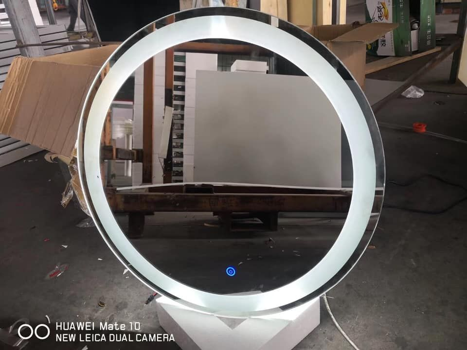 LED mirror Led mirror, Led makeup mirror, Glass mirror
