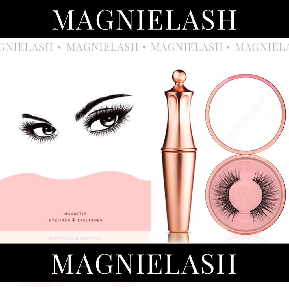 MAGNIELASH KIT ™ – 2 juegos 54% DE DESCUENTO  – Maquillaje