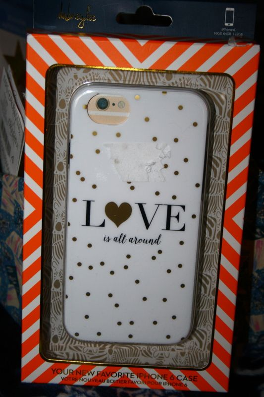 Dabney Lee iPhone 6 Cell Phone Case NEW