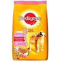Pedigree Puppy Dry Dog Food Chicken Milk 3kg Pack In 2020 Dry Dog Food Chicken Milk Food Animals