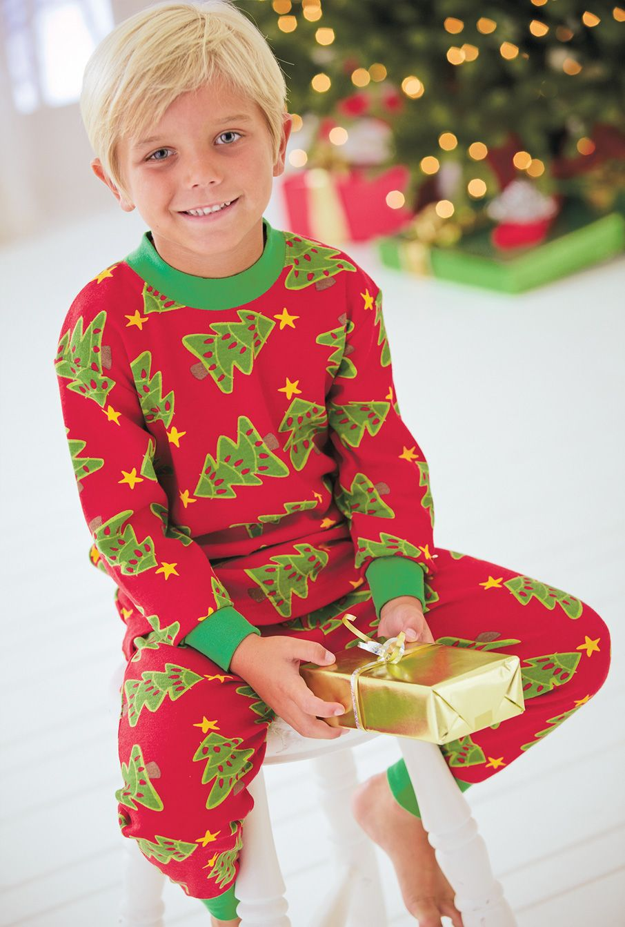 95a4be57740a From CWDkids  Christmas Tree Pajamas Collection