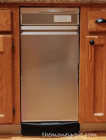 Turning White Appliances Into Stainless Steel For 25 With