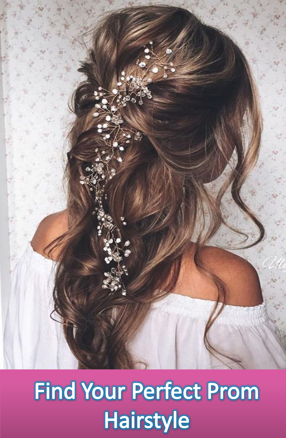 Find your perfect prom hairstyle for fall to stand out in the crowd