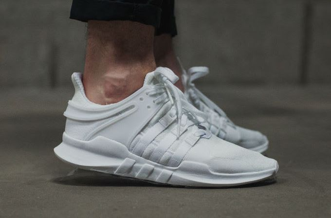 low priced c82d5 a7b03 adidas EQT Support ADV Triple White | Adidas | Adidas ...