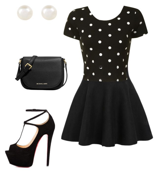 """#PartyOutfit"" by dancingqueenstar ❤ liked on Polyvore"