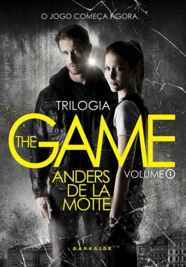 O Jogo The Game Vol 01 Anders De La Motte Com Imagens Darkside Darkside Books Jogos