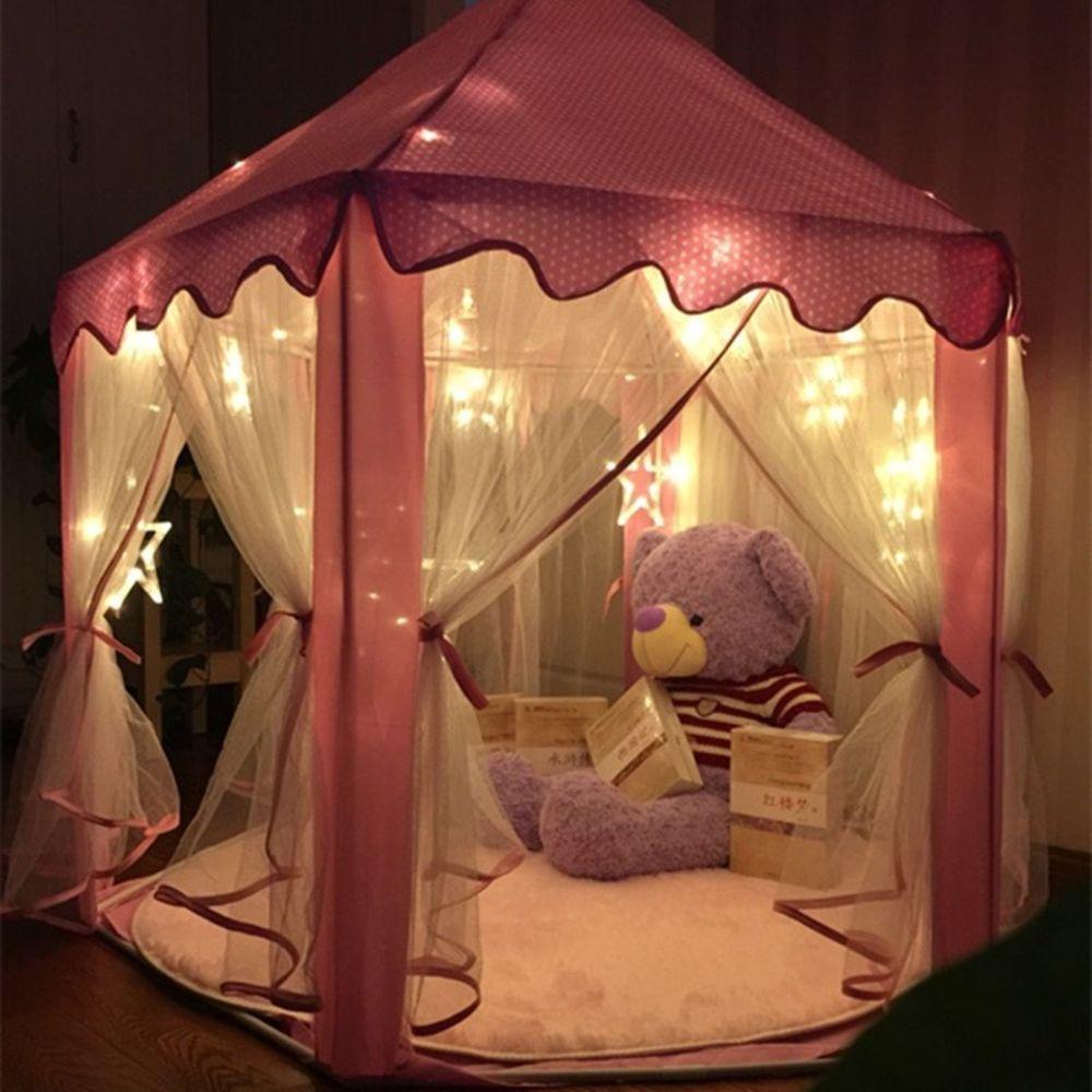 Erstaunliche Kinder Spielhaus Spiel Zelt Mädchen Prinzessin ...