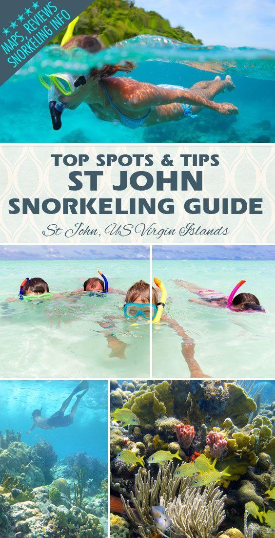 Best St John Snorkeling Spots
