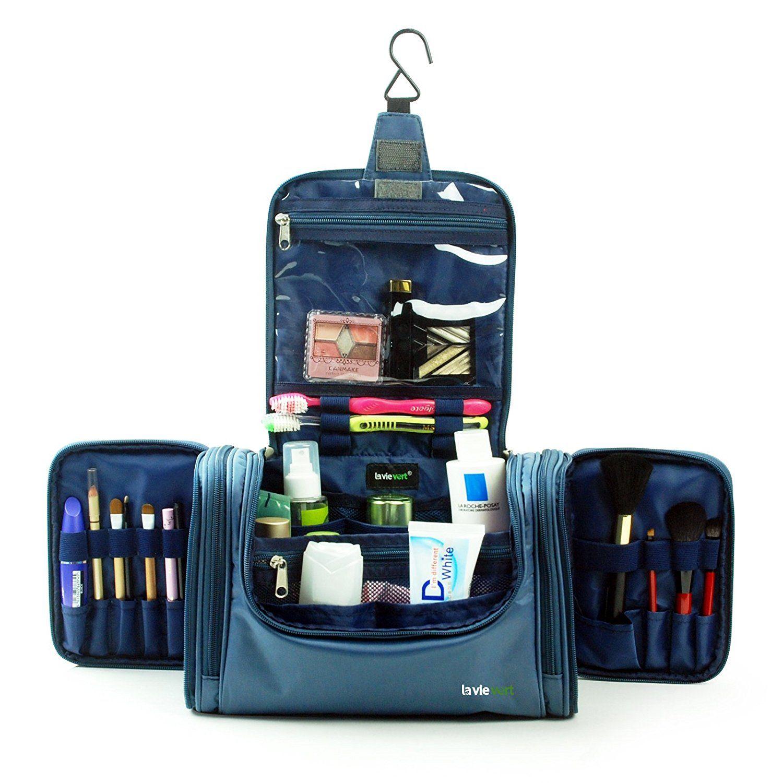 Lavievert Toiletry Bag Makeup Organizer Cosmetic Bag