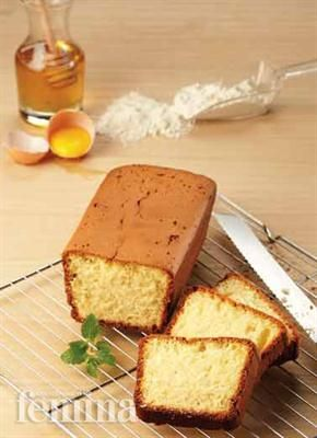 Honey Castella Cake Femina Resep