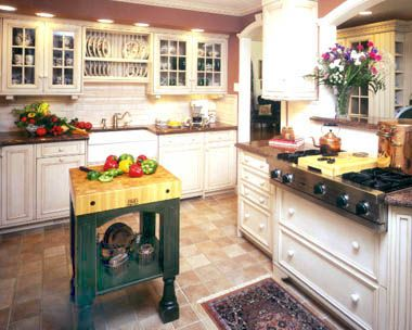 English Cottage Decorating | Showcase Kitchens Baths, Inc.   Portfolio    Kitchen Picture 20