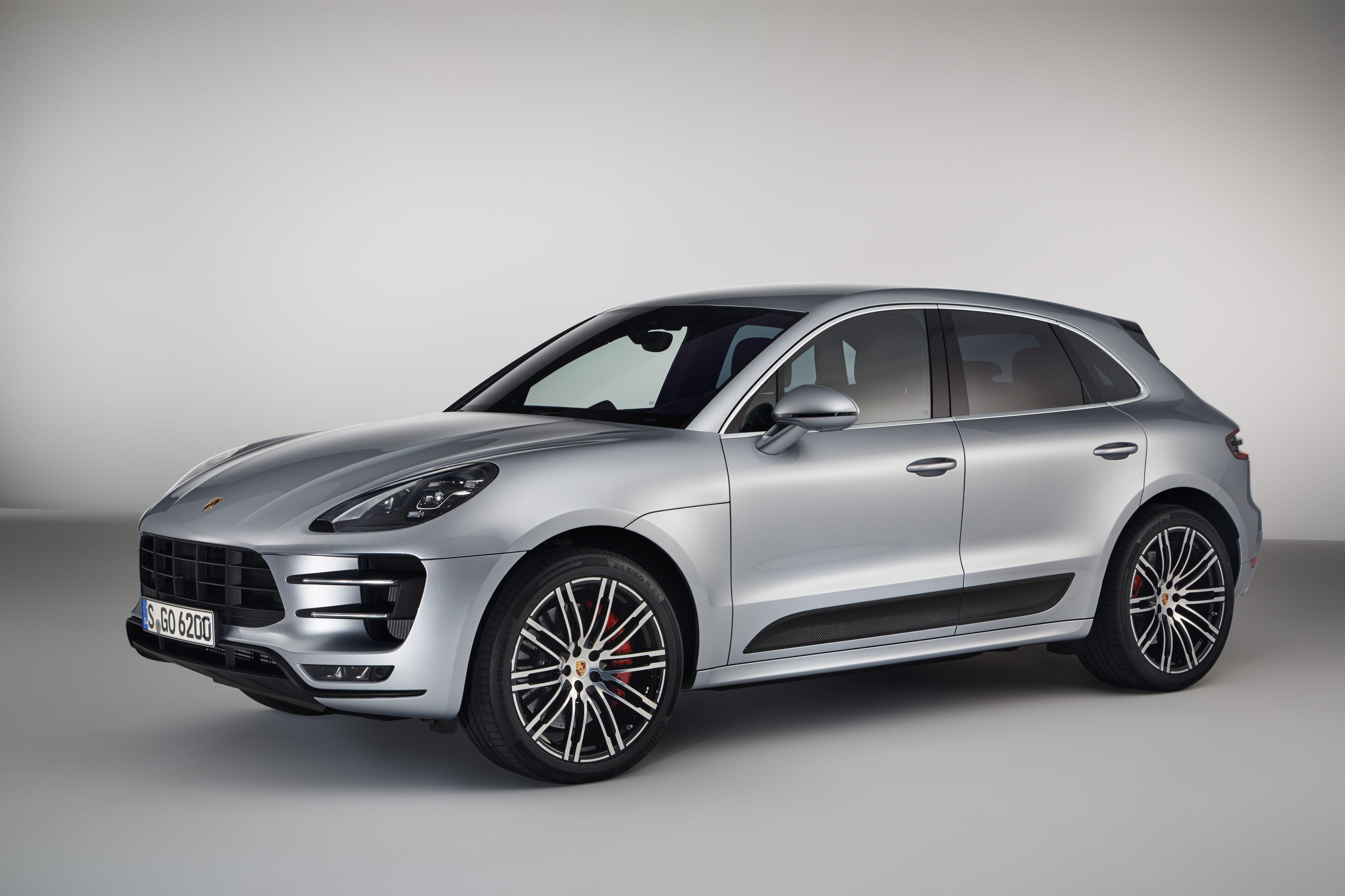 Macan Turbo mit Performance Paket krönt die Modellreihe von Porsche ...