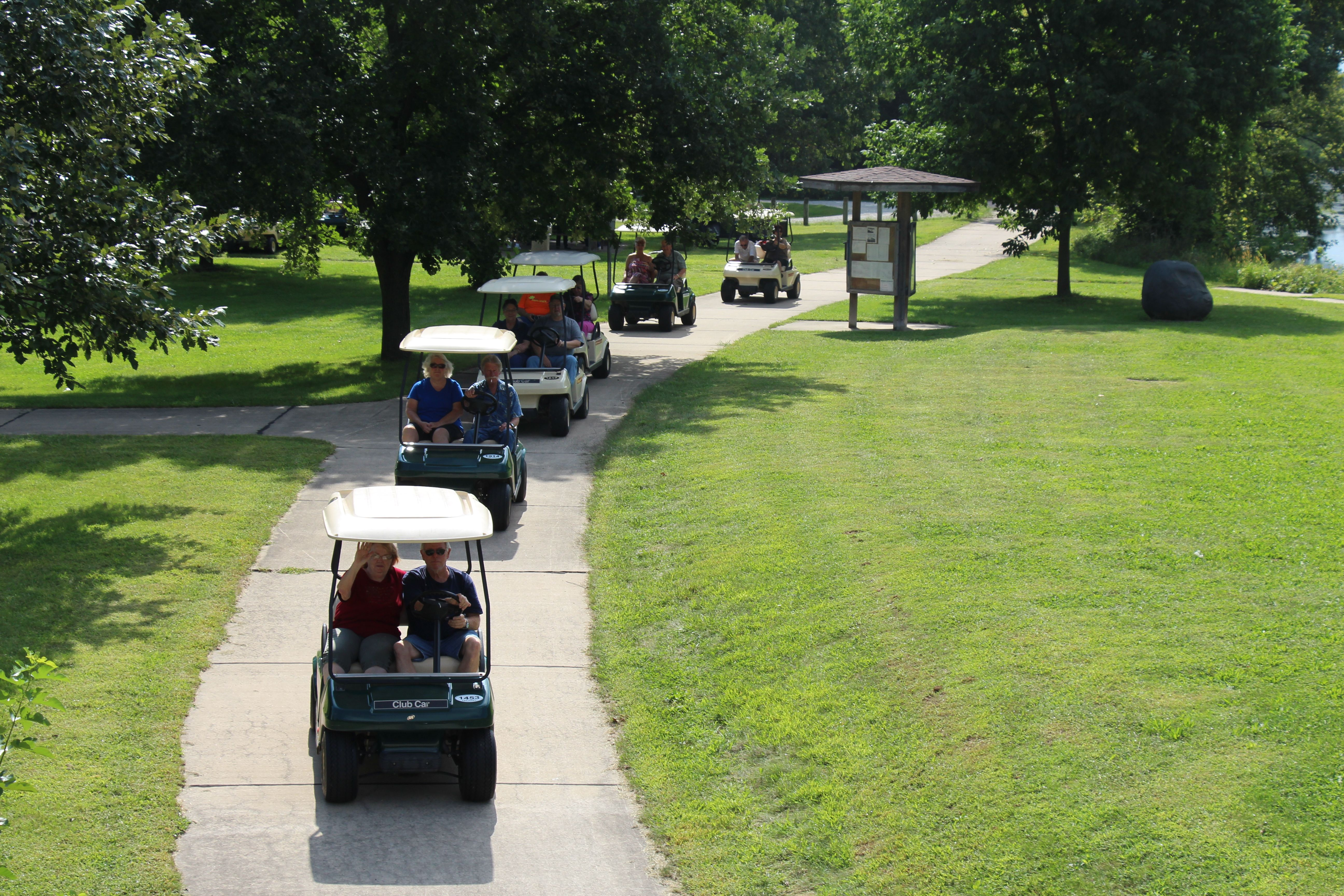 40+ Are golf carts allowed in state parks ideas