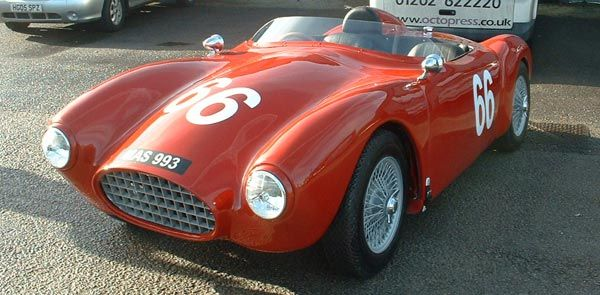 Sammio Spyder S Style Sports Car Sports Cars Cars And Ford - Sports cars 50s
