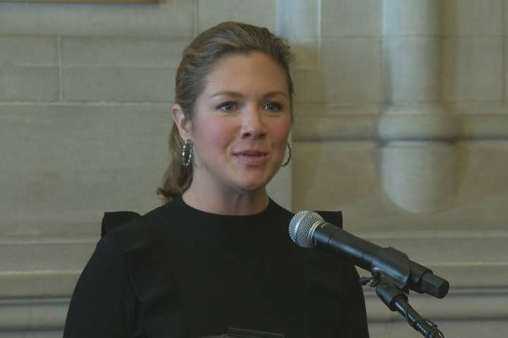 Sophie Grégoire Trudeau opens up about her former struggle with bulimia