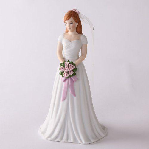 Enesco Growing Up Girls Brunette Bride Figurine, 7.5-Inch Enesco http://www.amazon.com/dp/B00AF08J62/ref=cm_sw_r_pi_dp_7Snfvb0MDQXW4