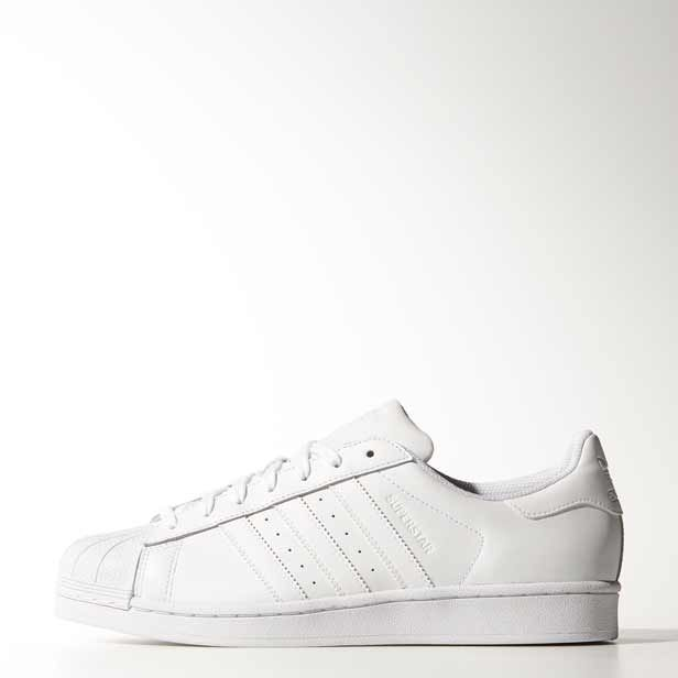Zapatilla Superstar Foundation Blanca Adidas Originals