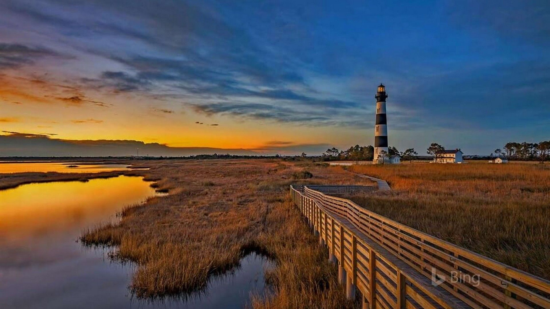 Best Windows 10 Wallpaper Bodie Island Lighthouse Lighthouse