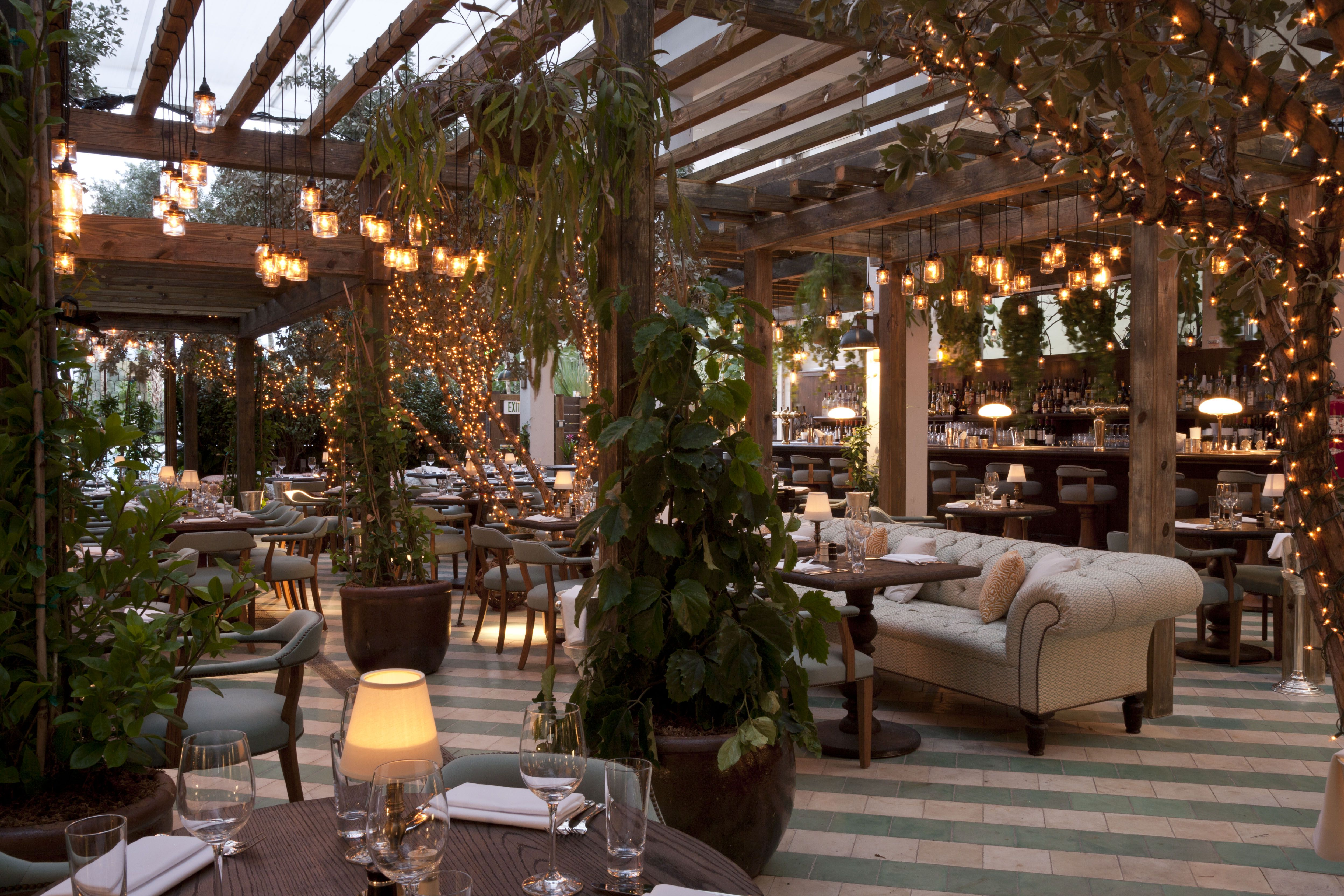 Cecconis West Hollywood