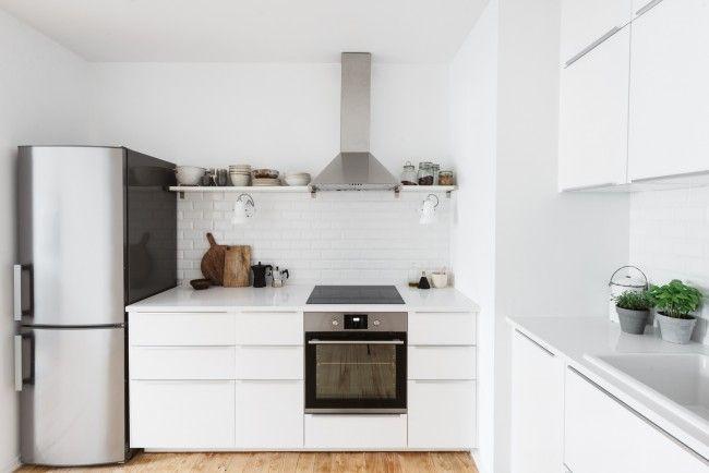 Keuken Interieur Scandinavisch : Stijlvol minimalistisch appartement in lissabon met scandinavisch