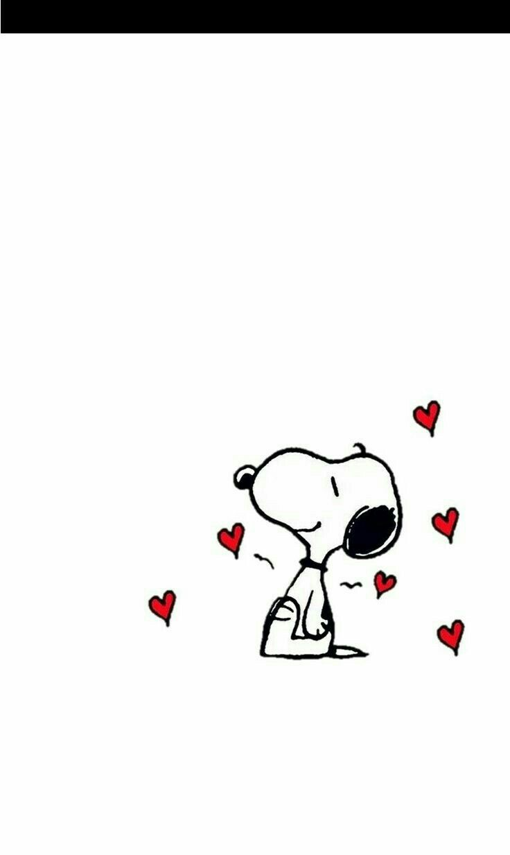 Love All Around Snoopy スヌーピーの壁紙 スヌーピー