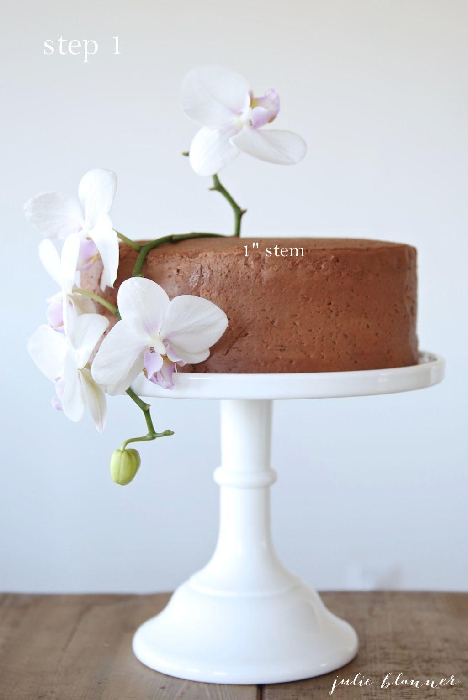 Create Your Own Beautiful Birthday Cake Diy Pinterest
