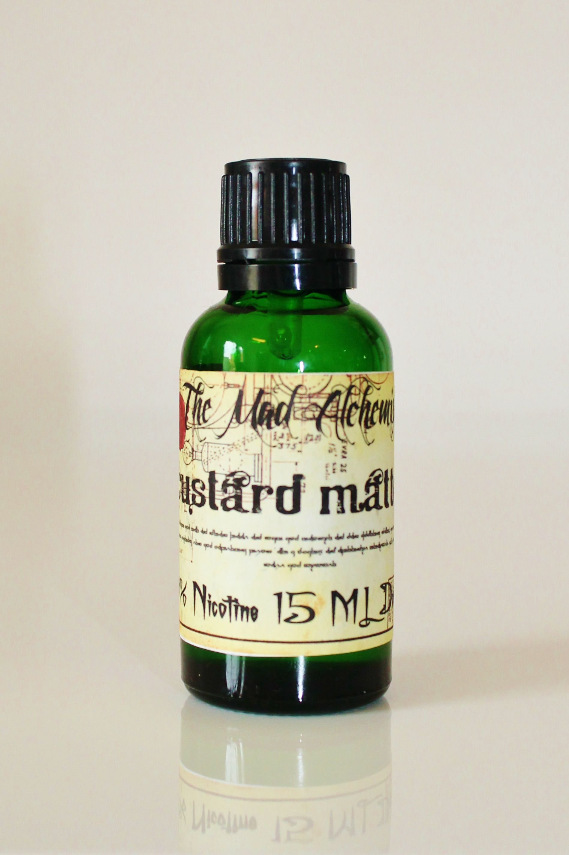 The Mad Alchemist's 'Custard Matter' available from www