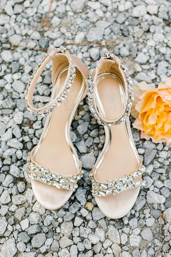 21 Comfortable Wedding Shoes That Are So Pretty Wedding