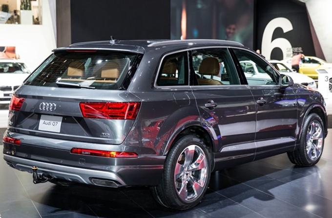2020 Audi Q7 Redesign Audi Q7 Audi Q7 2016 Audi Q7 Interior