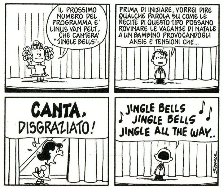 Immagini Natale Linus.Natale Rovinato Insp 20 Quotes Comic Strips Comics Snoopy