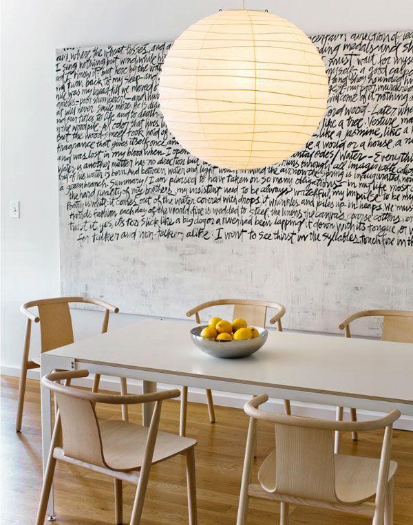 einen langen liebesbrief oder ein familien mission statement an die wand schreiben. Black Bedroom Furniture Sets. Home Design Ideas
