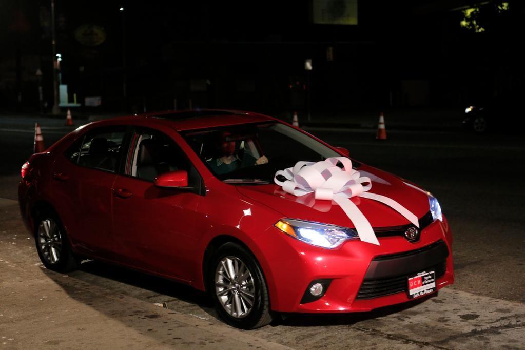 Happy 21st Birthday Haley Enjoy Your New Toyota Corolla
