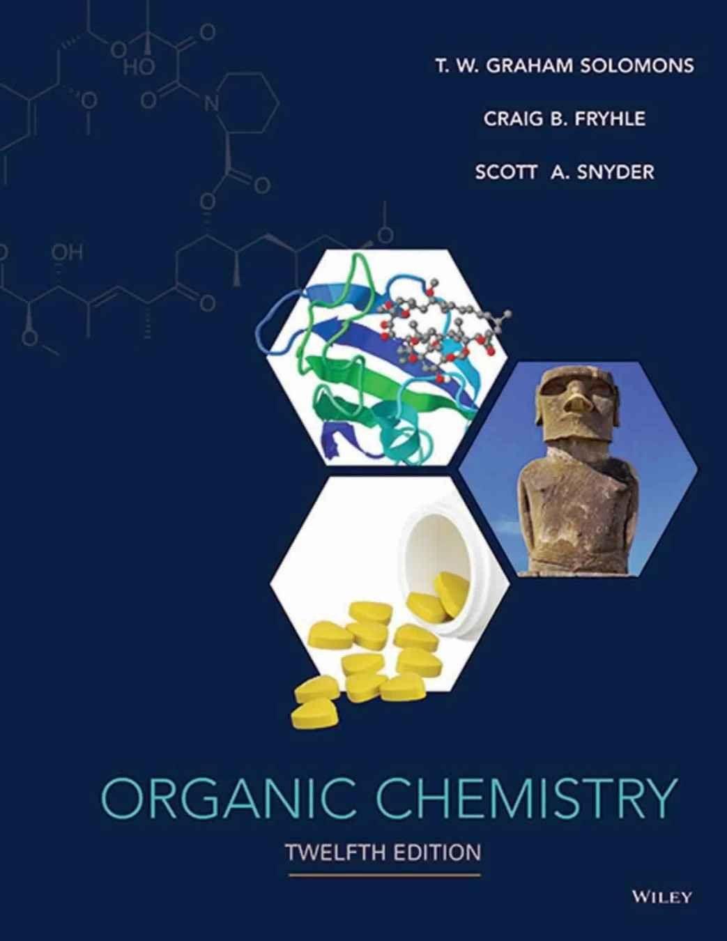 Organic Chemistry 12th Edition E Book