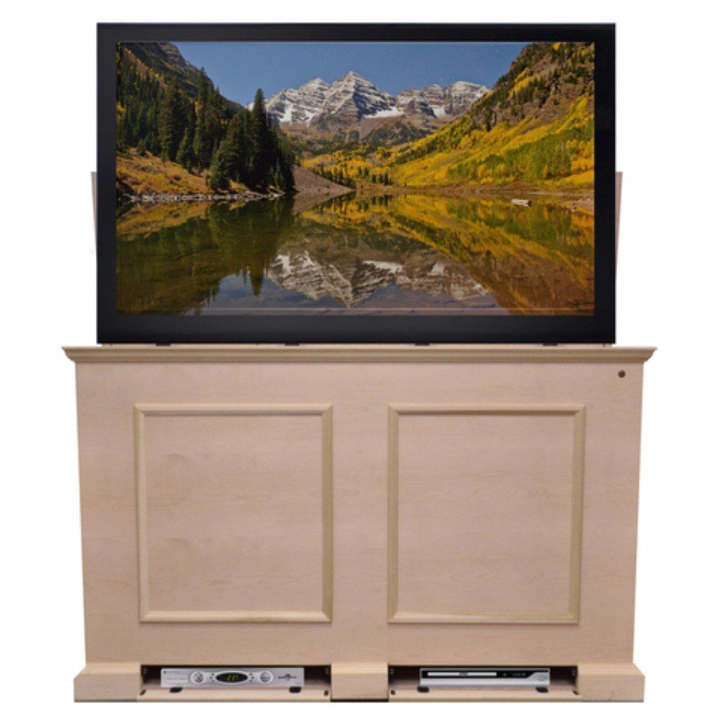 Grand elevate 74009 unfinished tv lift for 65